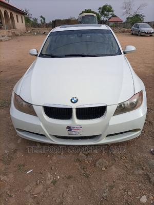 BMW 325i 2006 White | Cars for sale in Abuja (FCT) State, Kubwa