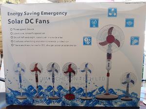 Solar Dc Rechargeable Fan | Solar Energy for sale in Enugu State, Enugu
