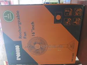 16 Dc and Solar Rechargeable Fan | Solar Energy for sale in Enugu State, Enugu