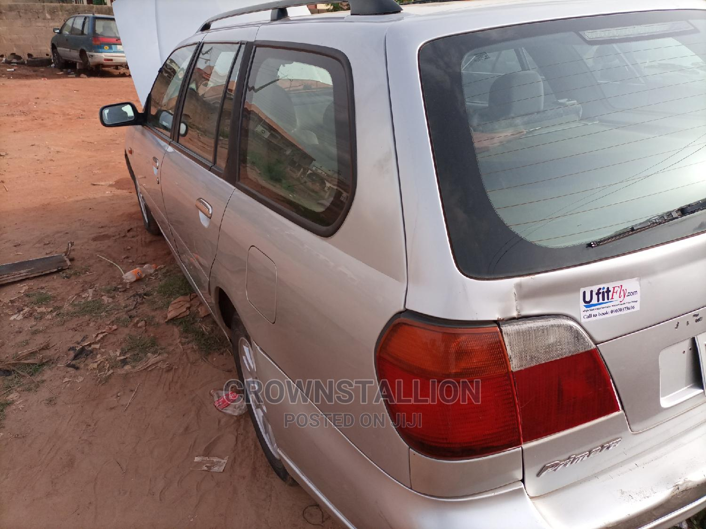 Nissan Primera 2001 Wagon Silver   Cars for sale in Abeokuta South, Ogun State, Nigeria