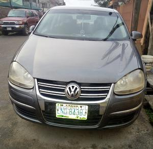 Volkswagen Jetta 2007 1.6 Gray   Cars for sale in Lagos State, Yaba