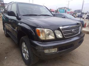 Lexus LX 2005 Black | Cars for sale in Lagos State, Isolo