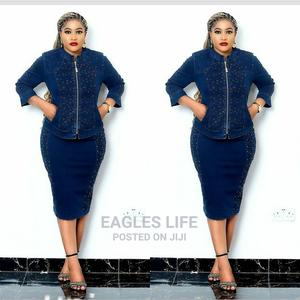 Qaulity Females Ladies Turkey Jeans Top & Skirt | Clothing for sale in Lagos State, Lagos Island (Eko)