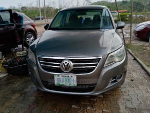 Volkswagen Tiguan 2010 S Gray | Cars for sale in Abuja (FCT) State, Gaduwa