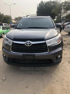 Toyota Highlander 2015 Gray | Cars for sale in Abuja (FCT) State, Garki 2
