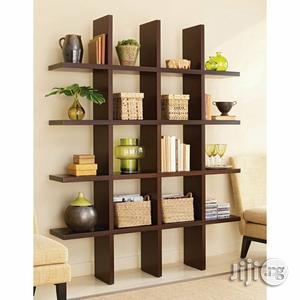 Decorative Bookshelf Room Divider | Furniture for sale in Lagos State, Abule Egba