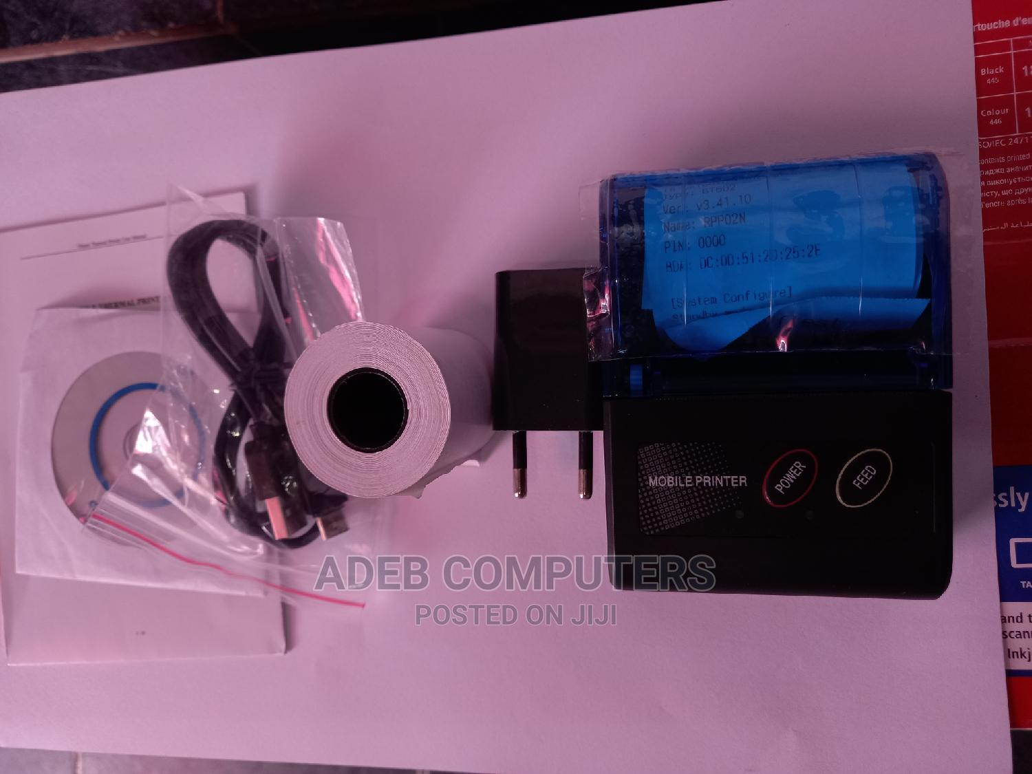 Bluetooth POS Mobile Printer   Store Equipment for sale in Ajah, Lagos State, Nigeria