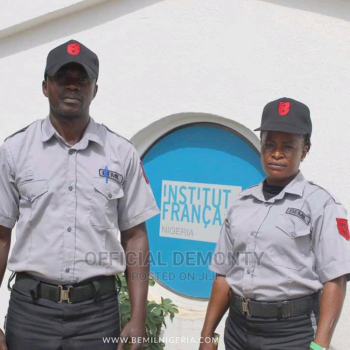 Archive: Security Officer Wanted