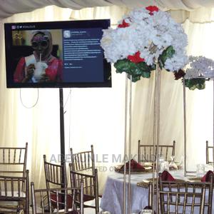 LED Tv's Projectors for Rent in Lagos   Party, Catering & Event Services for sale in Lagos State, Kosofe