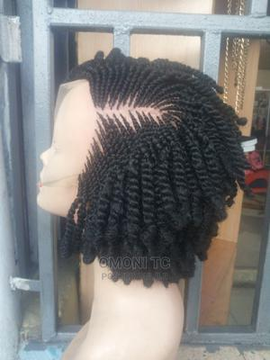 Kinky Braids Wig   Hair Beauty for sale in Rivers State, Port-Harcourt