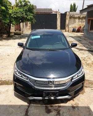 Honda Accord 2016 Black | Cars for sale in Oyo State, Oluyole