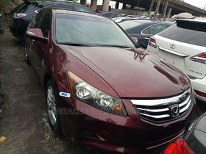 Honda Accord 2010 Red   Cars for sale in Lagos State, Apapa