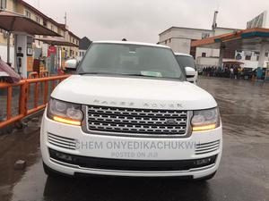 Rover 800 2015 White | Cars for sale in Lagos State, Surulere