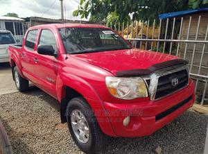 Toyota Tacoma 2007 Red | Cars for sale in Lagos State, Ojodu