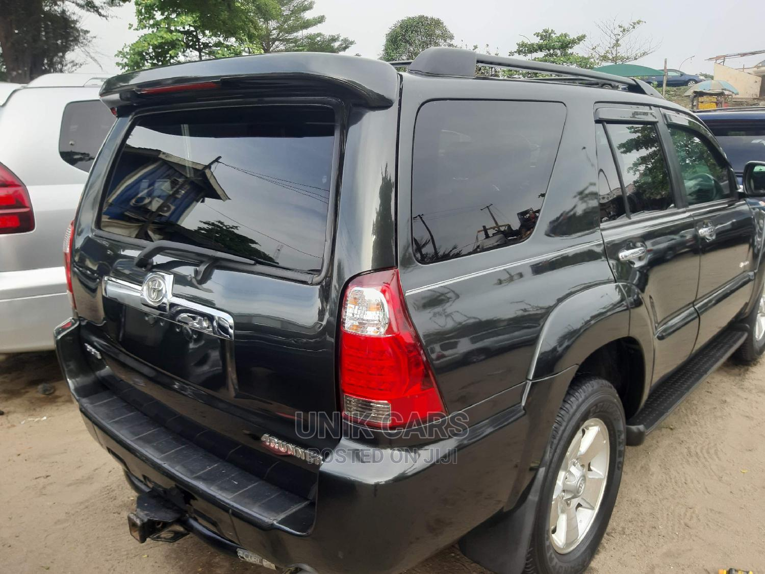 Archive: Toyota 4-Runner 2008 Limited Gray