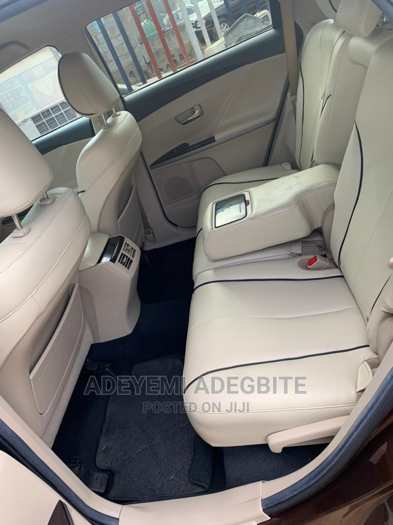 Toyota Venza 2012 Brown | Cars for sale in Alimosho, Lagos State, Nigeria