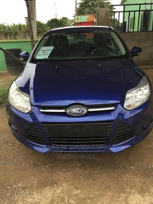 Ford Focus 2014 Blue   Cars for sale in Lagos State, Maryland