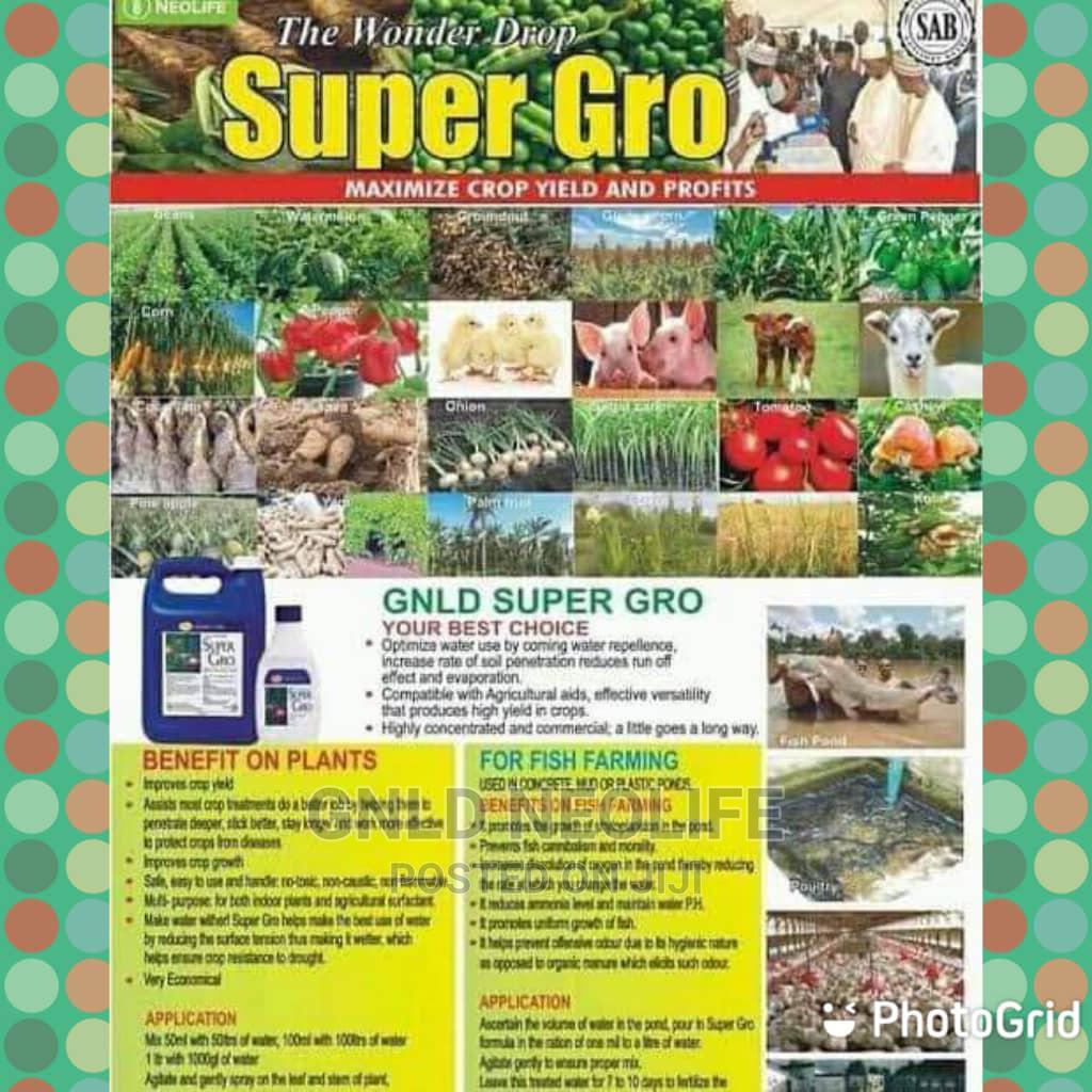 Gnld Super Gro Liquid Fertilizer