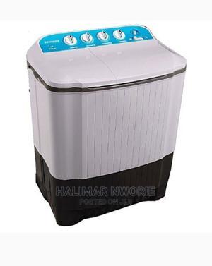 Hisense 7kg Top Loader Manual Washing Machine | Home Appliances for sale in Abuja (FCT) State, Garki 1