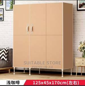 Mobile Steel Wardrobe With Durable Doors | Furniture for sale in Lagos State, Oshodi