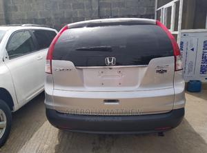Honda CR-V 2013 Silver | Cars for sale in Lagos State, Ojodu
