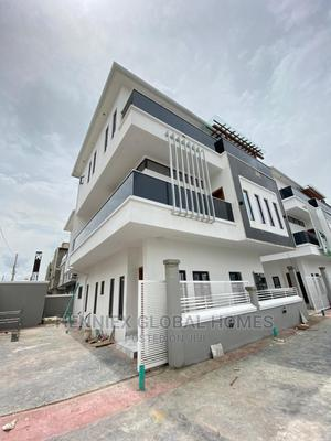 Luxury 5 Bedroom Fully Detached Duplex With Bq for Sale | Houses & Apartments For Sale for sale in Lekki, Ikate