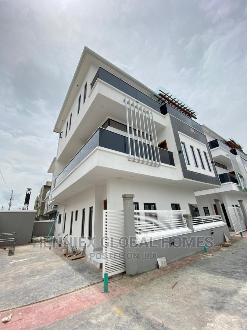 Luxury 5 Bedroom Fully Detached Duplex With Bq for Sale