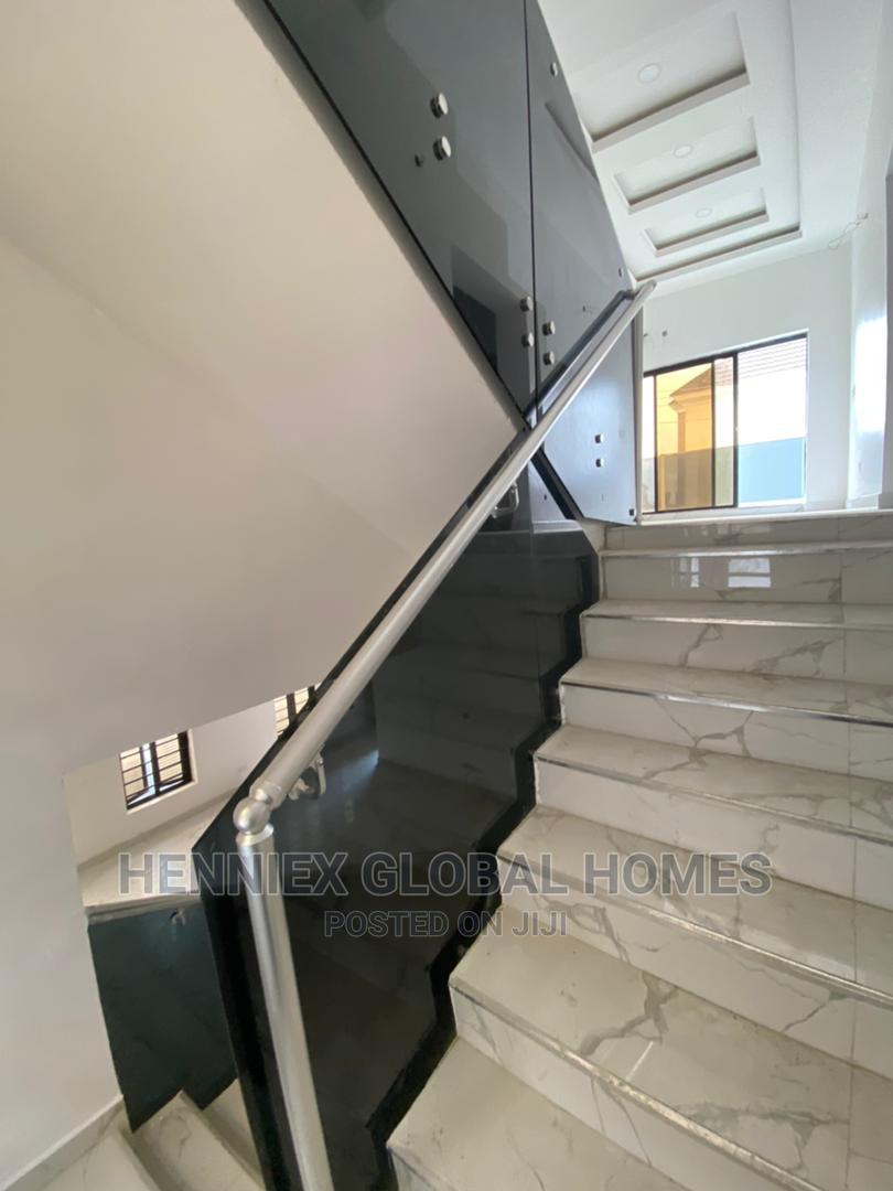 Luxury 5 Bedroom Fully Detached Duplex With Bq for Sale | Houses & Apartments For Sale for sale in Ikate, Lekki, Nigeria