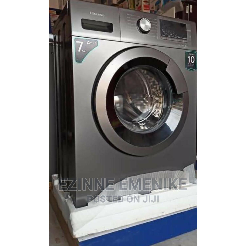 7KG Hisense Washing Machine