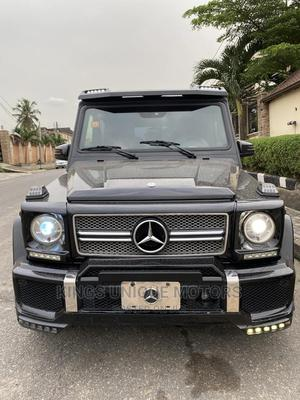 Mercedes-Benz G-Class 2010 Base G 550 AWD Black   Cars for sale in Lagos State, Ikeja