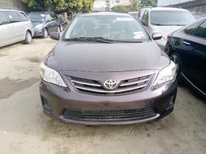 Toyota Corolla 2013 Gray   Cars for sale in Lagos State, Apapa