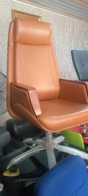 Italian Executive Office Chair | Furniture for sale in Lagos State, Ikeja