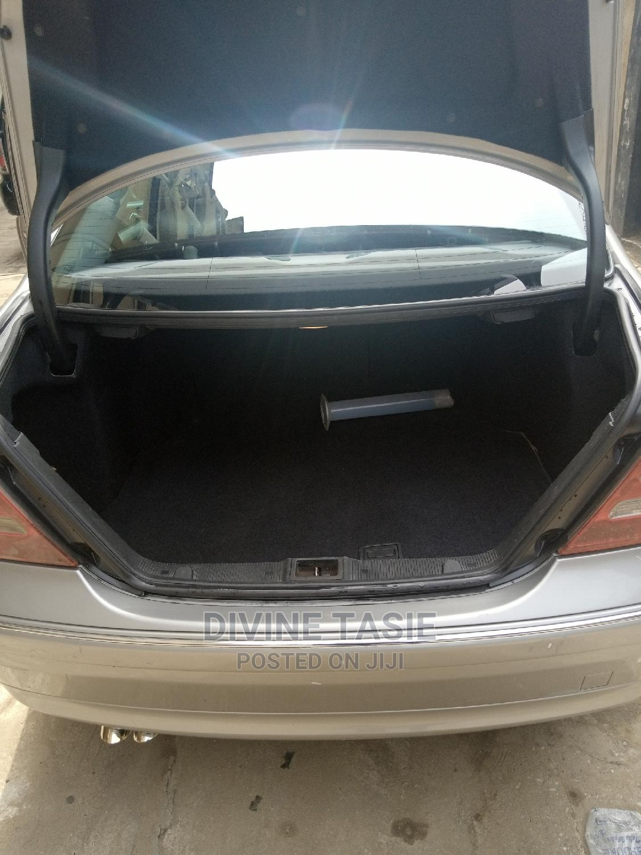 Archive: Mercedes-Benz C230 2004 Gray