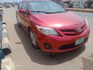 Toyota Corolla 2011 Red | Cars for sale in Ogun State, Sagamu