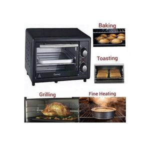 Century 20L Electric Oven +Toaster+BBQ Grill Baker -Black | Kitchen Appliances for sale in Abuja (FCT) State, Central Business District