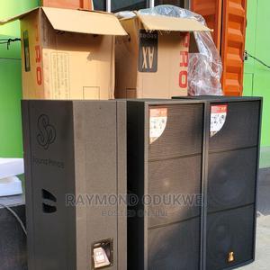 Professional Soundprince Full Range Speakers   Audio & Music Equipment for sale in Lagos State, Ojo