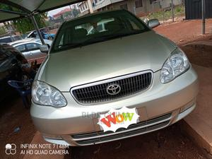 Toyota Corolla 2005 Gold | Cars for sale in Enugu State, Enugu