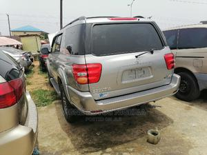 Toyota Sequoia 2003 Gray   Cars for sale in Akwa Ibom State, Uyo