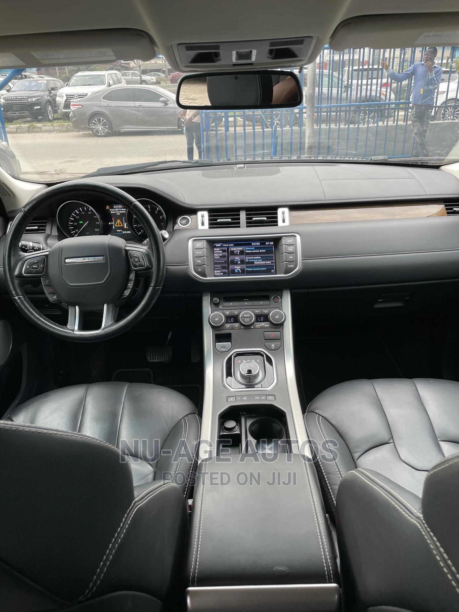 Land Rover Range Rover Evoque 2012 Dynamic Black | Cars for sale in Lekki, Lagos State, Nigeria