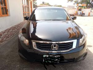 Honda Accord 2009 2.4 Black | Cars for sale in Oyo State, Ogbomosho South