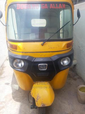 Bajaj RE 2018 Yellow | Motorcycles & Scooters for sale in Abuja (FCT) State, Kubwa