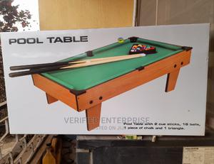 Pool/ Snooker Board   Sports Equipment for sale in Lagos State, Alimosho