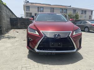 Lexus RX 2017 350 AWD Red | Cars for sale in Lagos State, Lekki