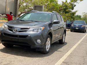 Toyota RAV4 2014 Gray | Cars for sale in Abuja (FCT) State, Central Business District