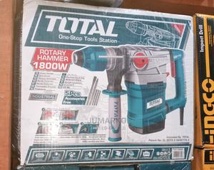 1800wats Total Rotary Hammer Machine | Electrical Hand Tools for sale in Lagos State, Lagos Island (Eko)