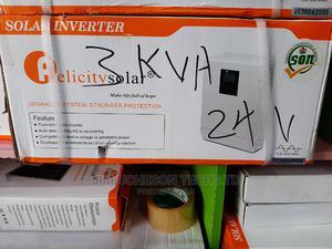 3kva 24v Felicity Hybrid Inverter | Solar Energy for sale in Enugu State, Enugu