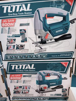 Heavy Duty 800wats Total Jig Saw | Electrical Hand Tools for sale in Lagos State, Lagos Island (Eko)