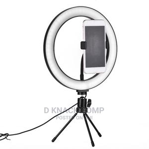 10inchs LED Selfie Ring Light Camera Phone | Accessories & Supplies for Electronics for sale in Lagos State, Ikotun/Igando