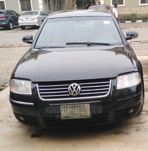 Volkswagen Passat 2005 2.0 Black | Cars for sale in Lagos State, Agege