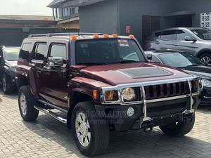 Hummer H3 2007 SUV H3X Red | Cars for sale in Lagos State, Kosofe